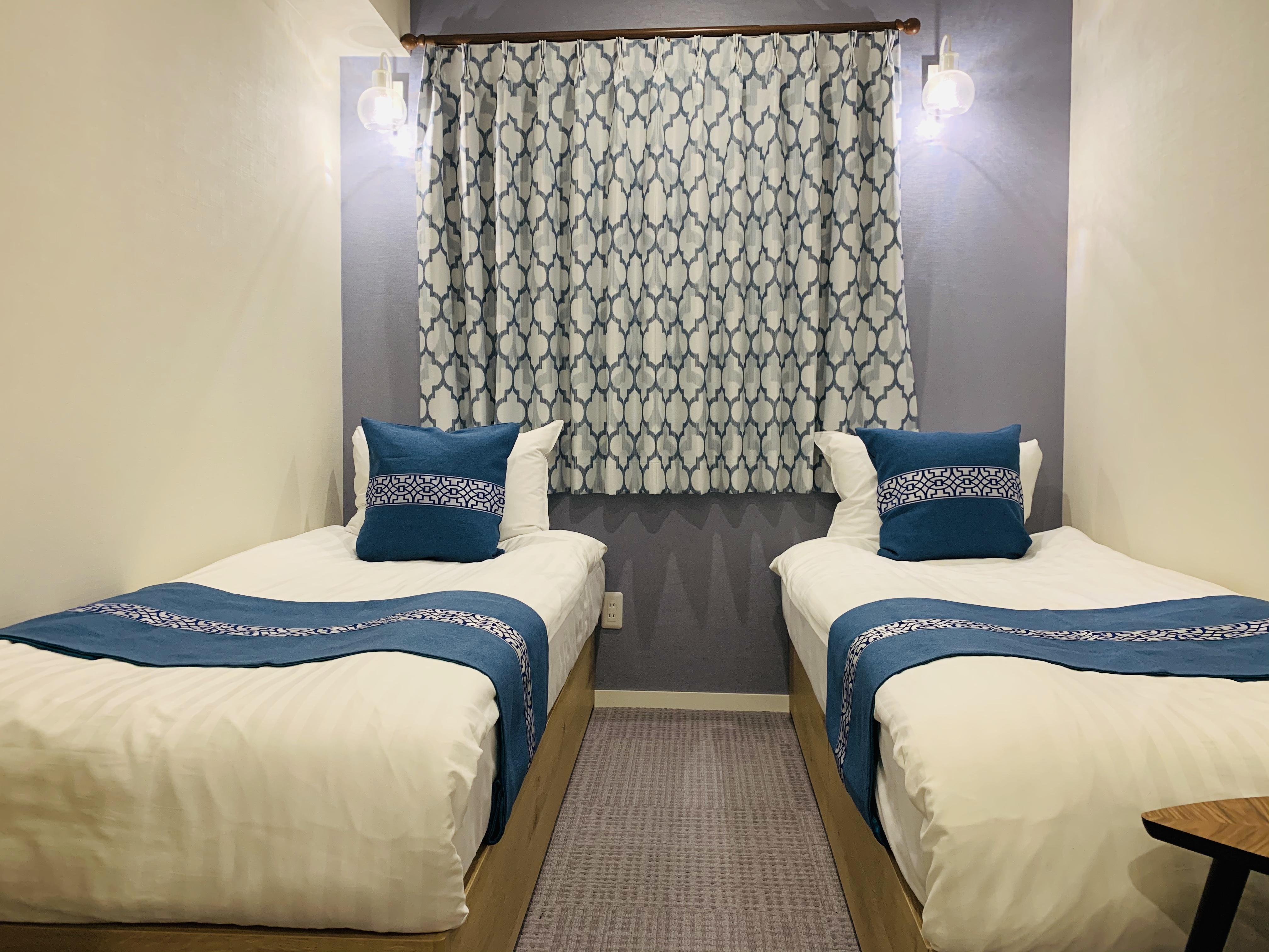 Hikari Twin Room